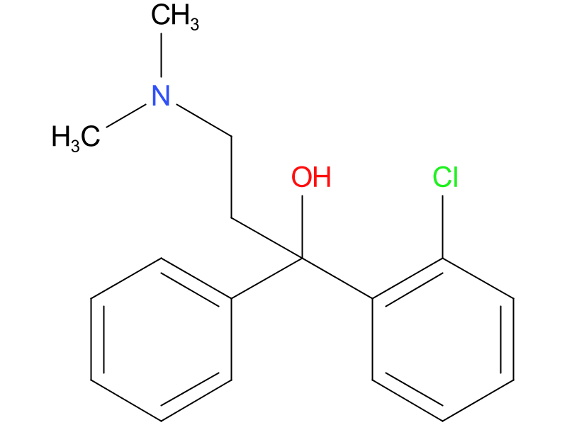 Clofedanol