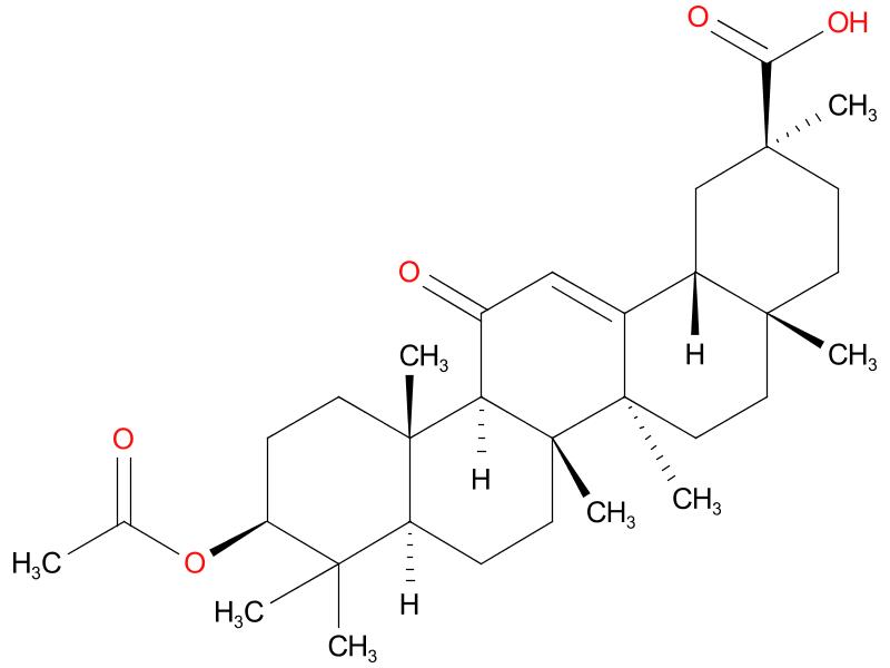 acetoxolone